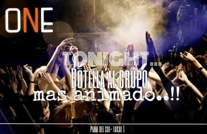 ONE Lounge Manta tonight party